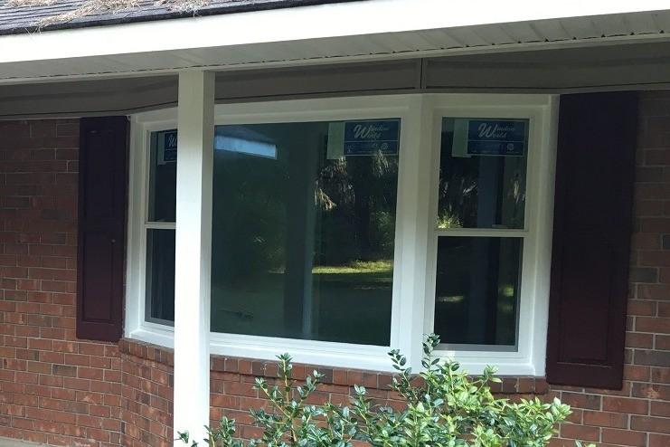Darien Bay Windows - After
