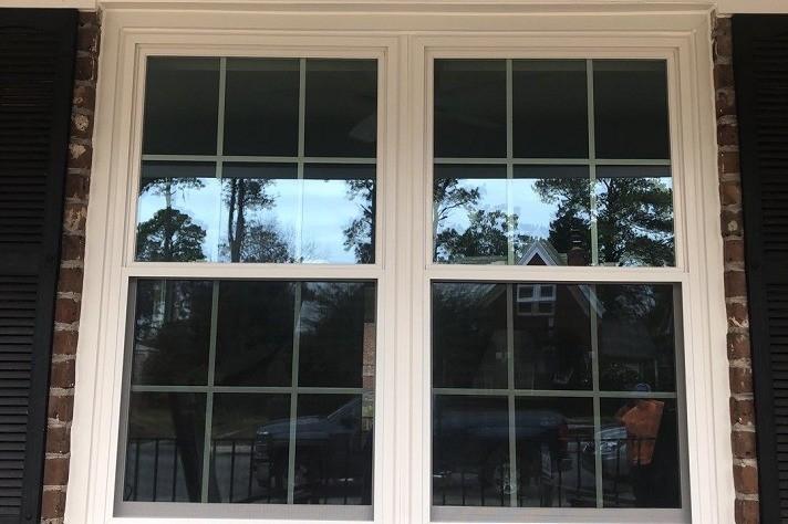 Savannah Window - After