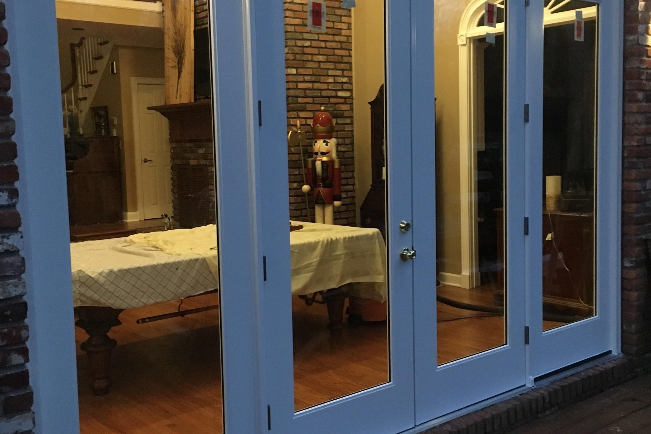 Brunswick Door - After