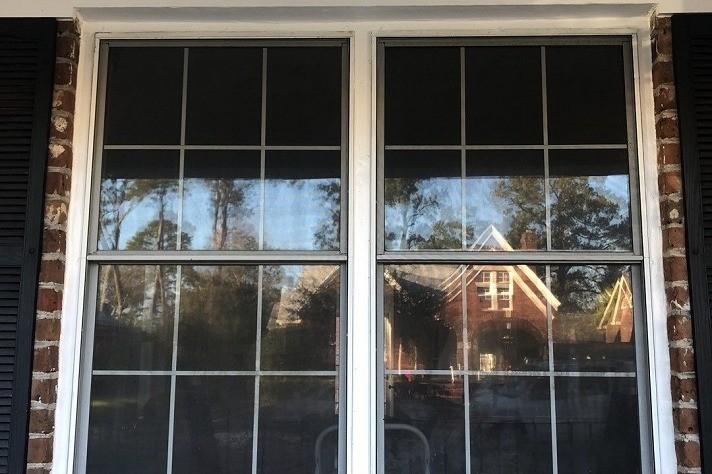 Savannah Window - Before