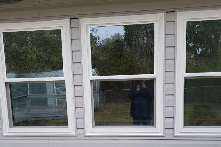 Wilmington Island Windows - After