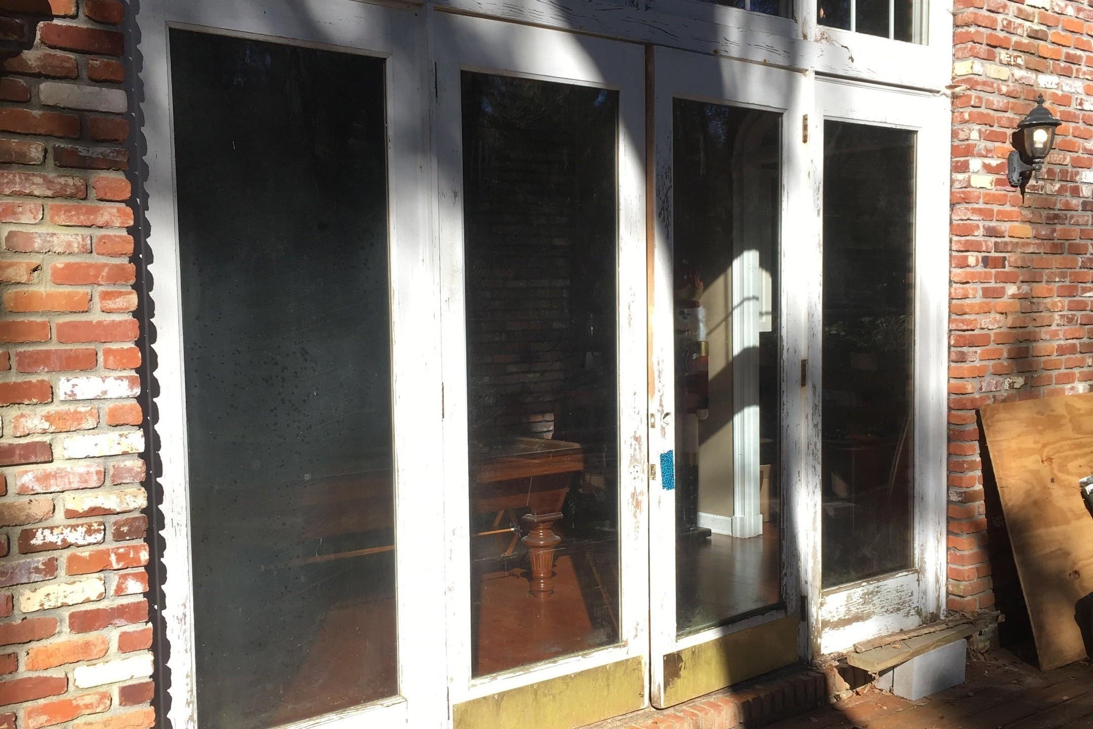 Brunswick Door - Before