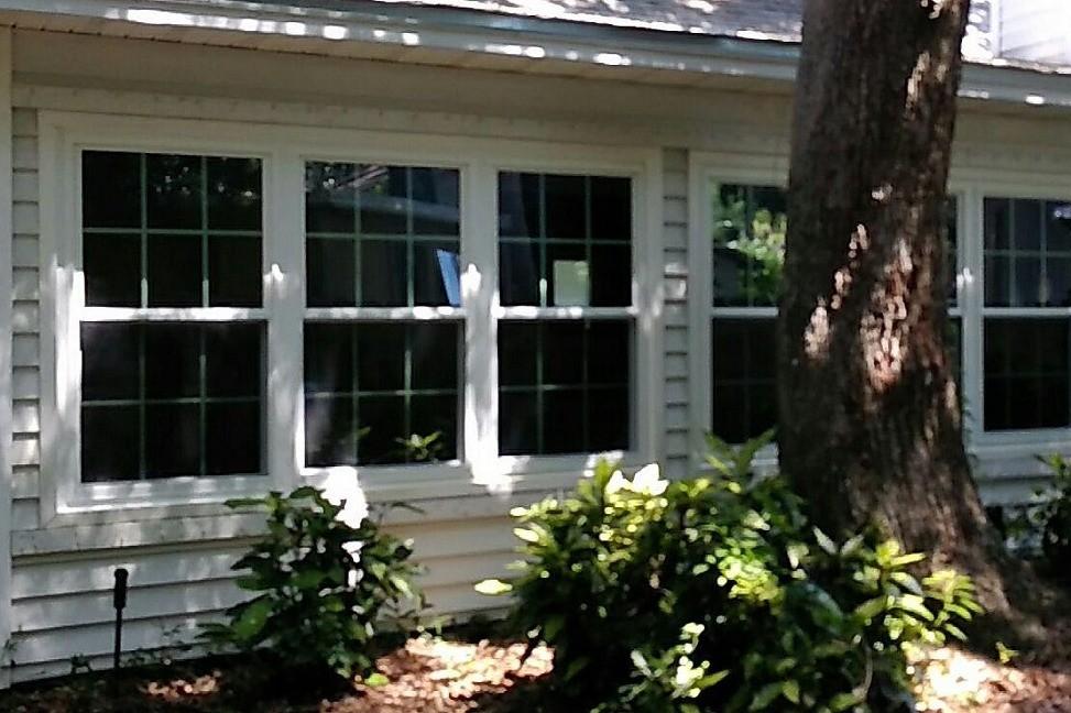 St Simons Island Windows - After