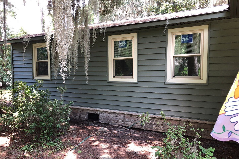 Savannah Siding/Window - After